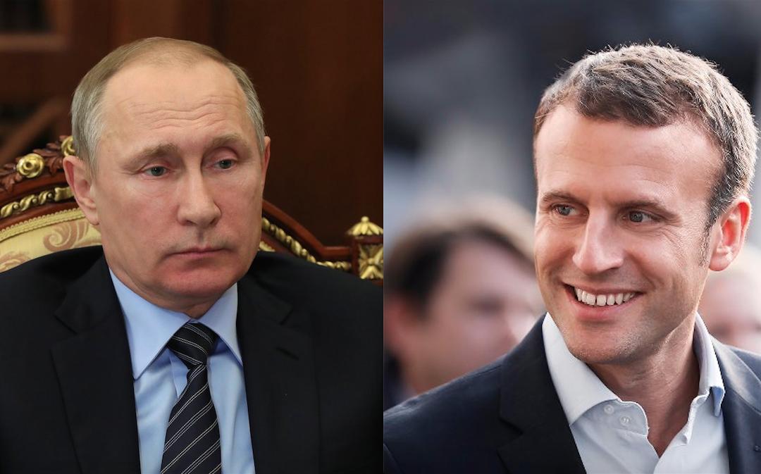 """Eadaily.com: """"Макрон върви към Путин"""" – в Берлин все повече критикуват Париж"""