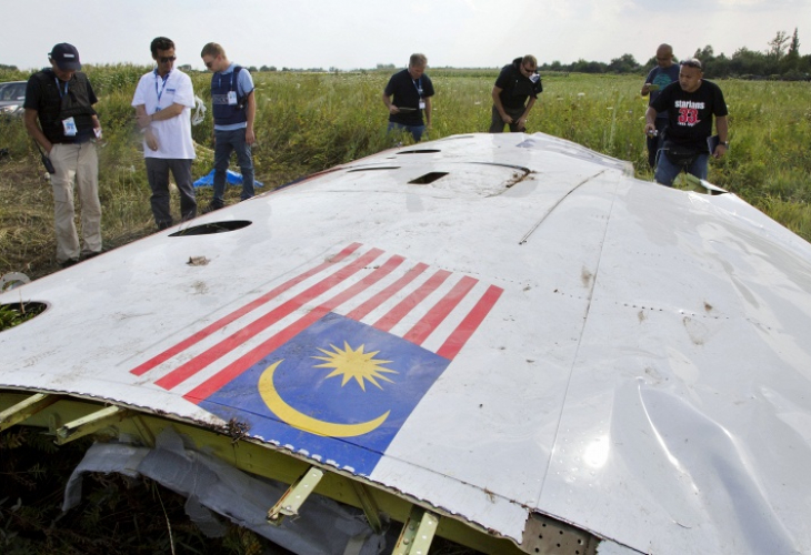 Witness reveals Russia's lying about downed Malaysian Boeing in 2014   BA Comment